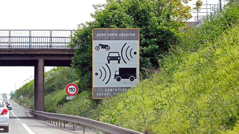 Une proposition de loi veut supprimer les amendes pour les petits excès de vitesse