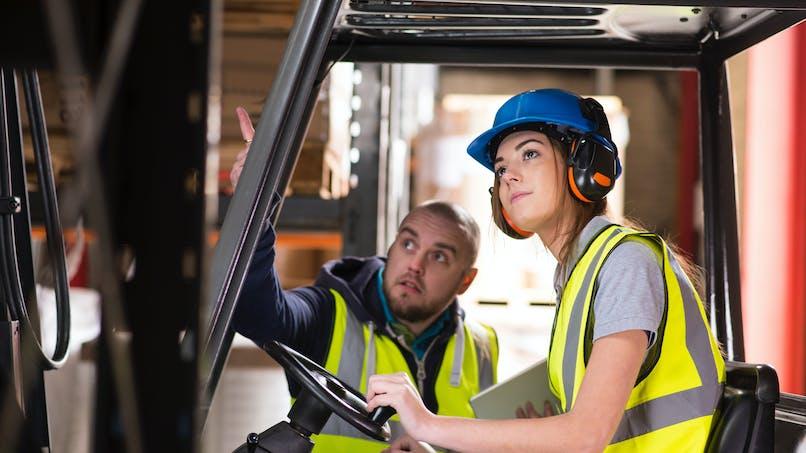 Hausse de l'intérim dans l'industrie, les services et la construction