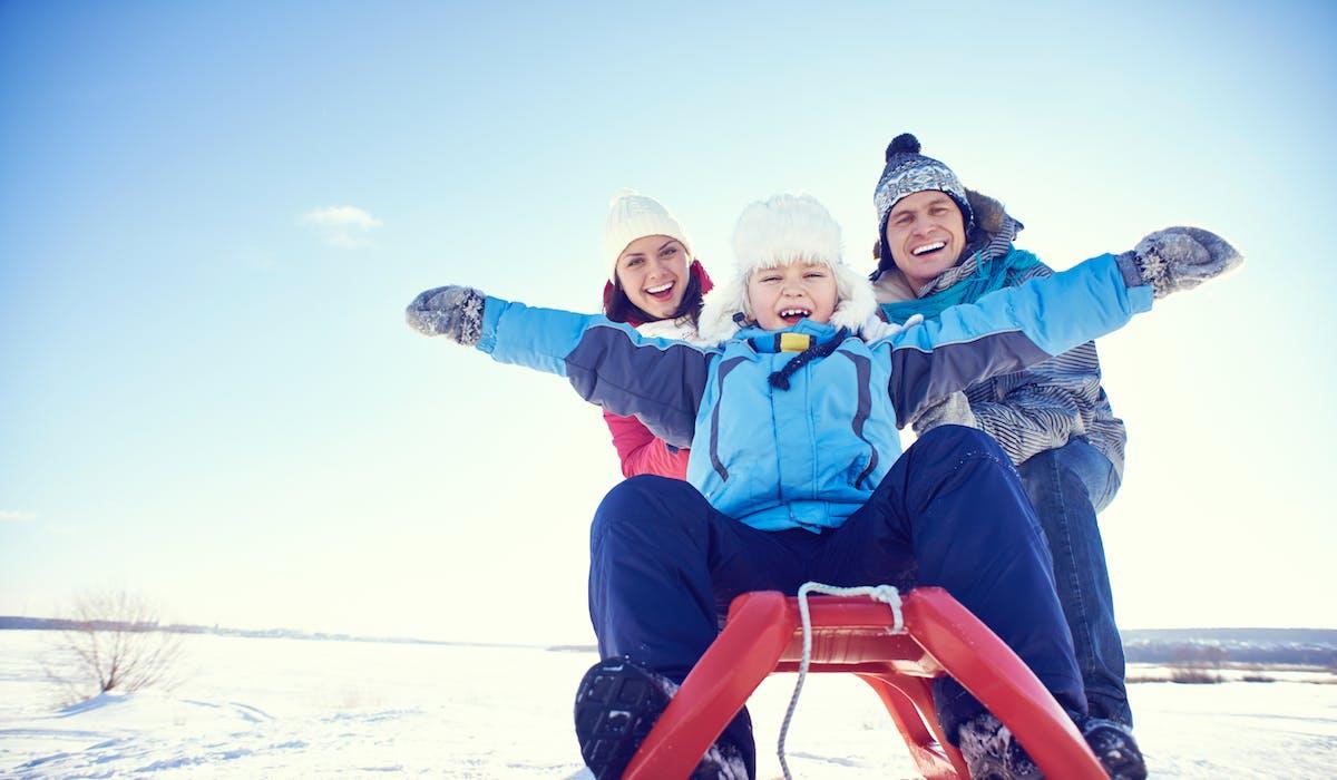 Parmi les Français partant en vacances cet hiver, 45 % iront à la montagne.