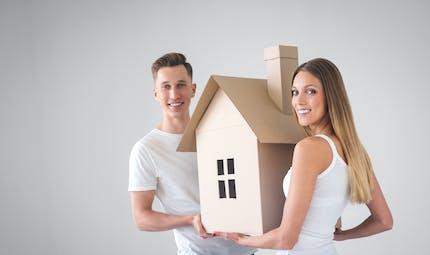 Crédit immobilier : les taux d'intérêt en baisse