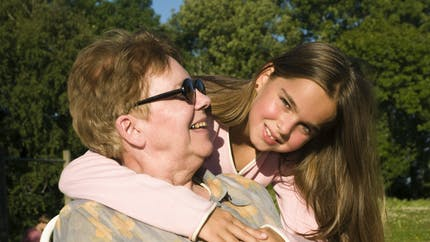 Donation : choisir de privilégier ses petits-enfants