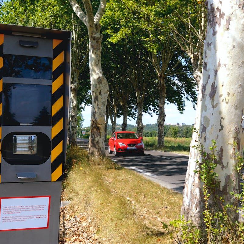 Sécurité routière : les premiers « radars leurres » mis en service dans le Pas-de-Calais