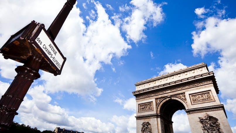 Les Champs-Élysées ouverts aux piétons un dimanche par mois