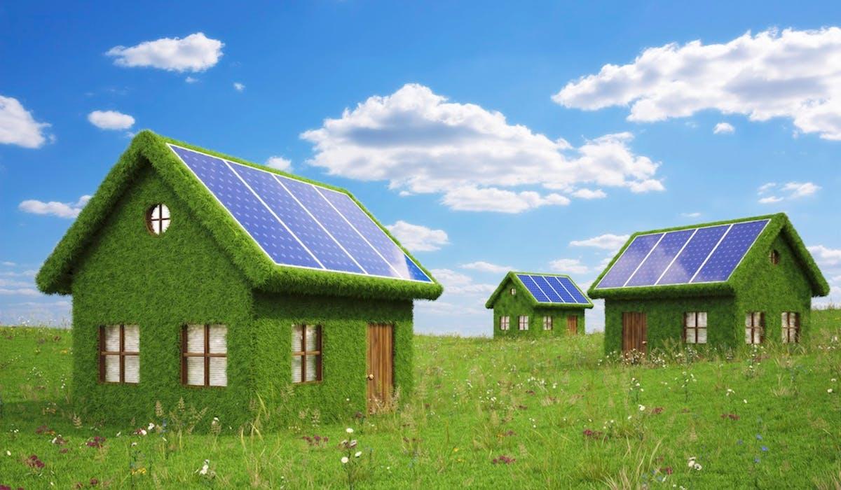 La construction d'une maison passive coûterait 15 à 20 % de plus que celle d'une maison standard.