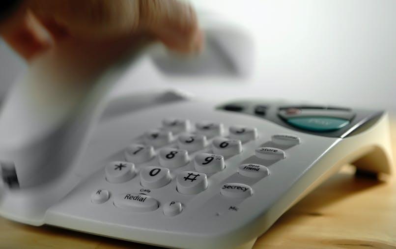 La fin des lignes de téléphone fixe est prévue par Orange pour 2021.