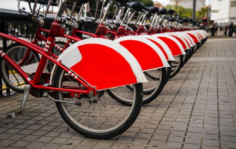 Une réduction d'impôt pour les entreprises qui mettent à la disposition de leurs salariés une flotte de vélos