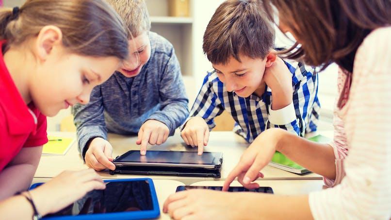 Des tablettes dès la maternelle pour lutter contre l'échec scolaire