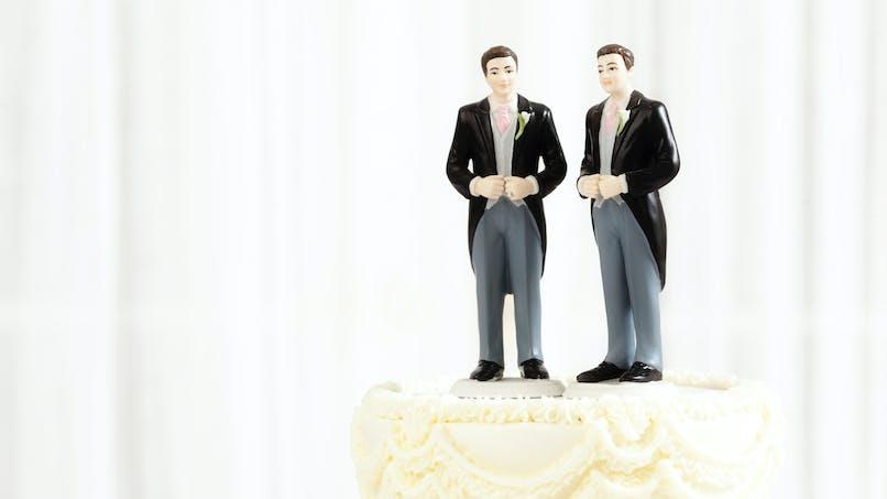 Plus de mariages grâce aux unions homosexuelles