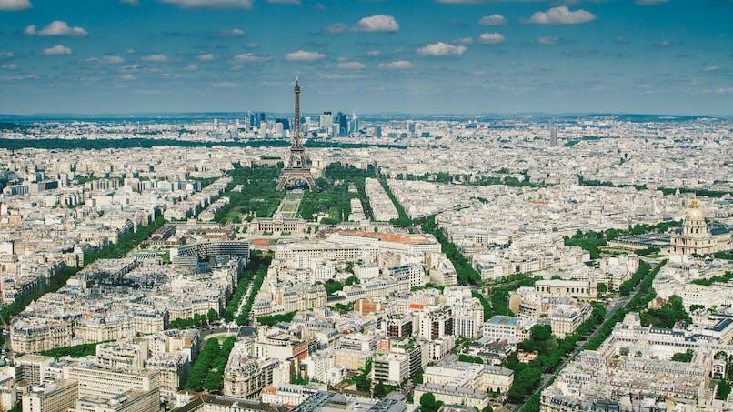 En 2015, les prix en région parisienne dépassent de 9 % ceux de la province