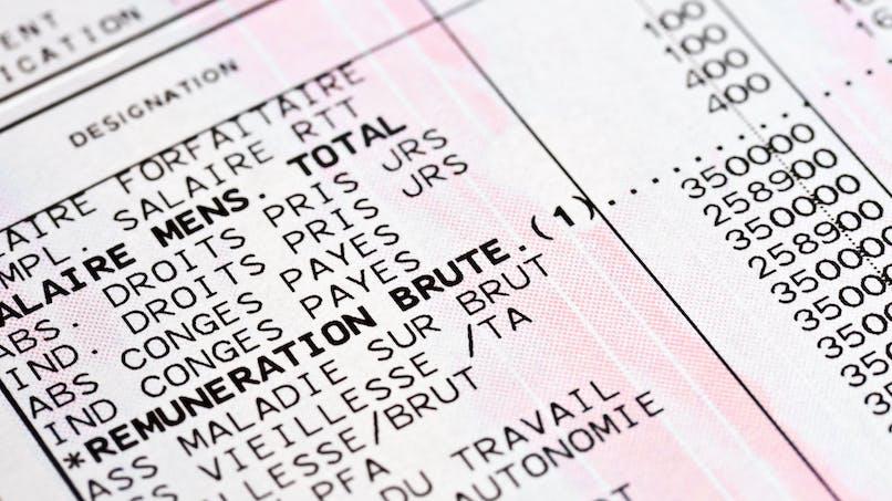 Le salaire moyen dans le privé et les entreprises publiques est de 2 912 € brut