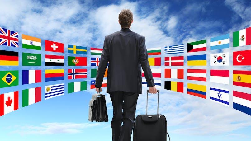 Partir travailler à l'étranger