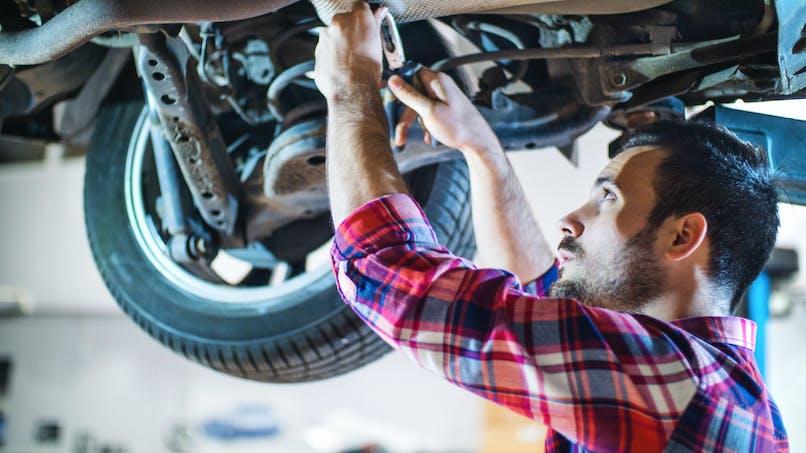 Faire réparer sa voiture devrait coûter moins cher dès 2017
