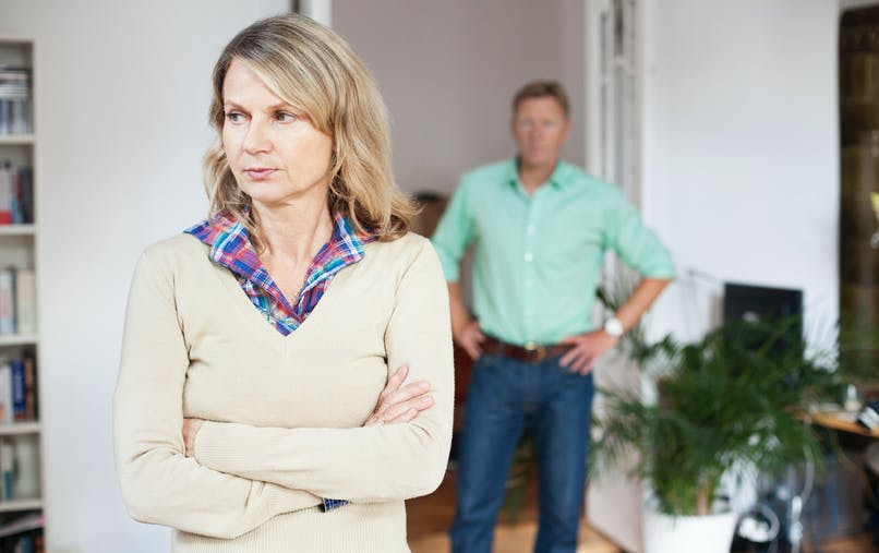 Les divorces sont en baisse depuis 2010