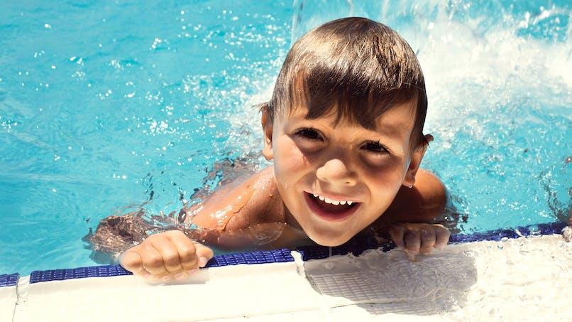 Votre enfant peut apprendre gratuitement la natation cet été