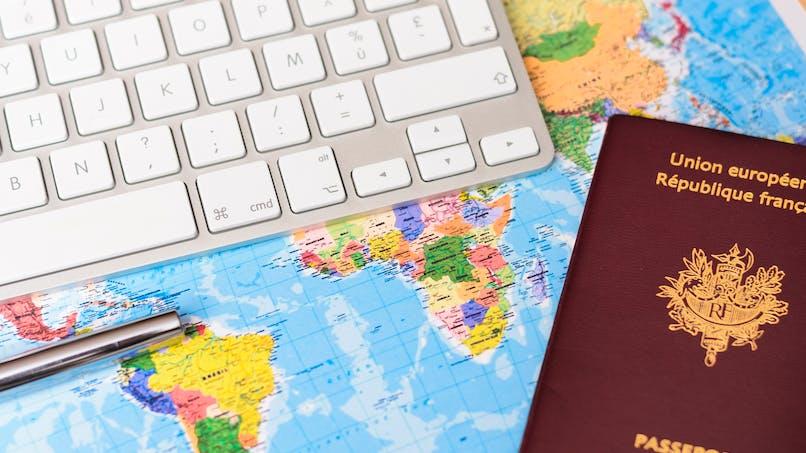 Vous pouvez faire une pré-demande de passeport sur Internet