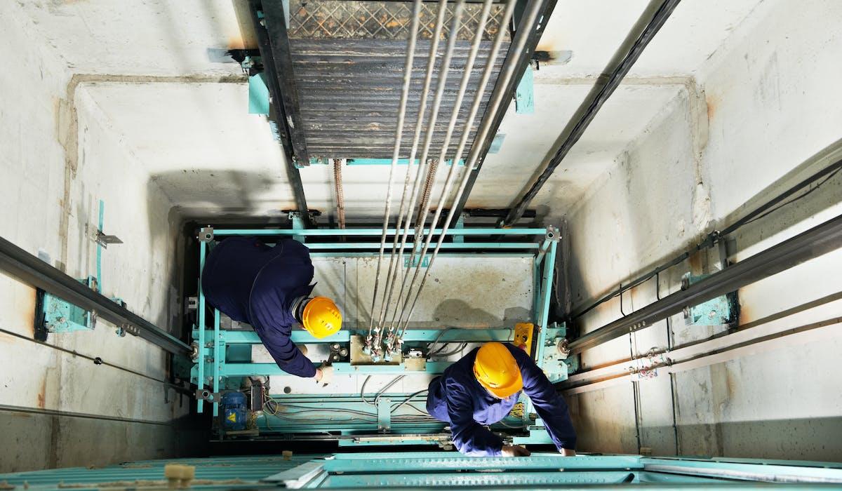 Toutes les dépenses effectuées dans le cadre d'un contrat d'entretien passé avec un ascensoriste sont récupérables sur le locataire.