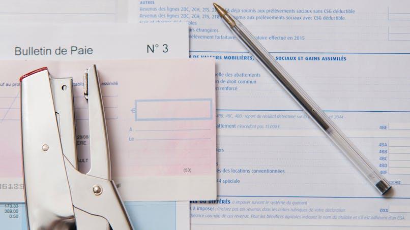 Impôt à la source : les contribuables tentés par l'optimisation fiscale dans le collimateur