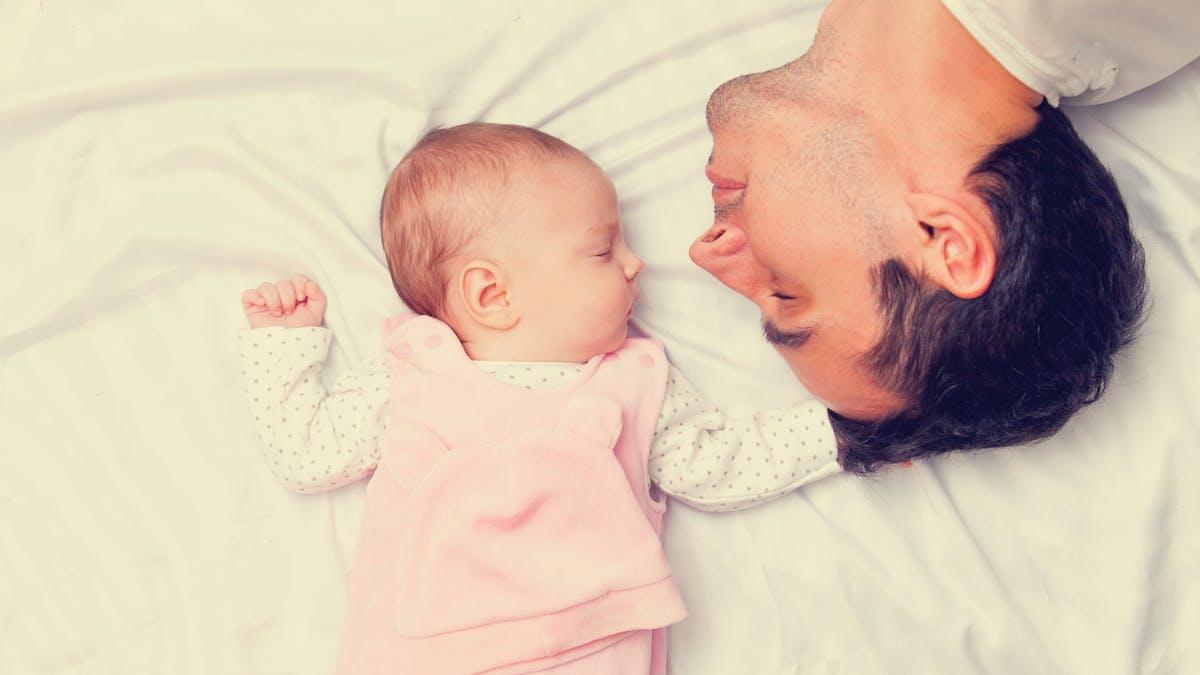 Les indemnités journalières pour un congé paternité s'élèvent à 83,58 € brut.