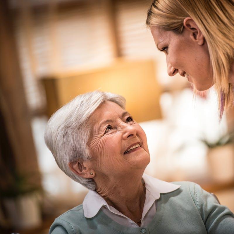 Financer l'hébergement d'une personne âgée