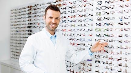 Les opticiens peuvent délivrer plus facilement lentilles et lunettes