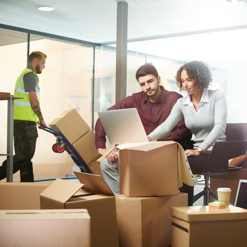 Votre entreprise déménage: quels sont vos droits?