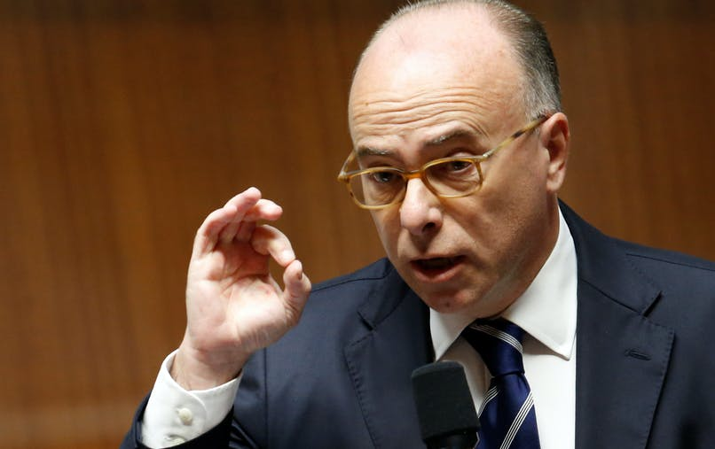 Bernard Cazeneuve, le 2 novembre dernier à l'Assemblée nationale.