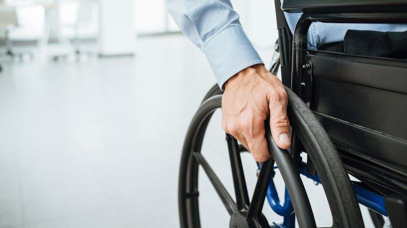 En 5 ans, le nombre de chômeurs handicapés a augmenté de 65 %