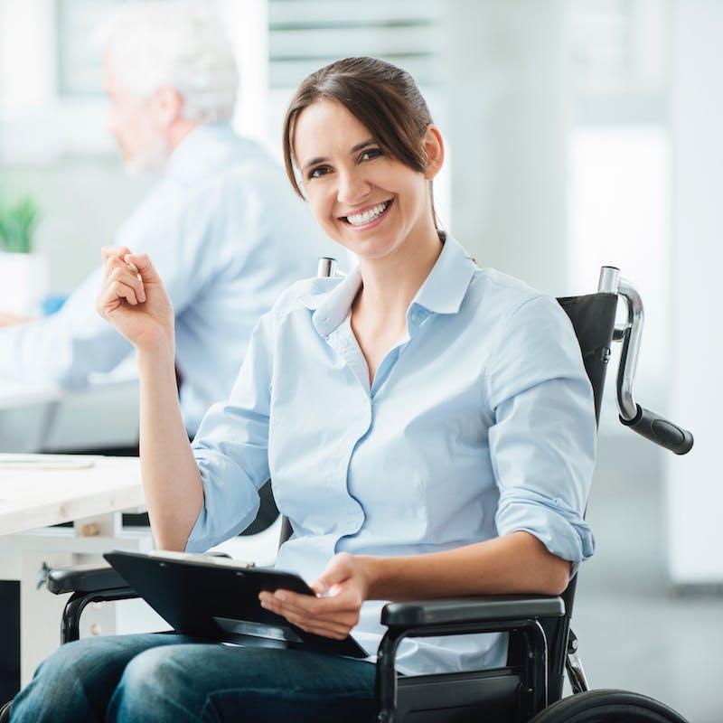 Etre femme et handicapée: deux obstacles pour accéder à l'emploi