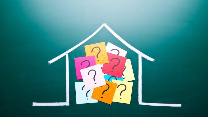 Les taux d'emprunt immobilier remontent un peu, mais ils ne vont pas s'emballer