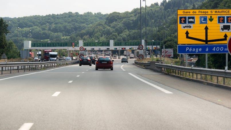 Autoroutes: le gel des tarifs des péages va coûter cher aux usagers