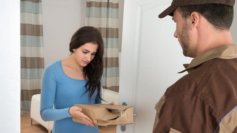 Achats en ligne : comment faire si la livraison se passe mal ?