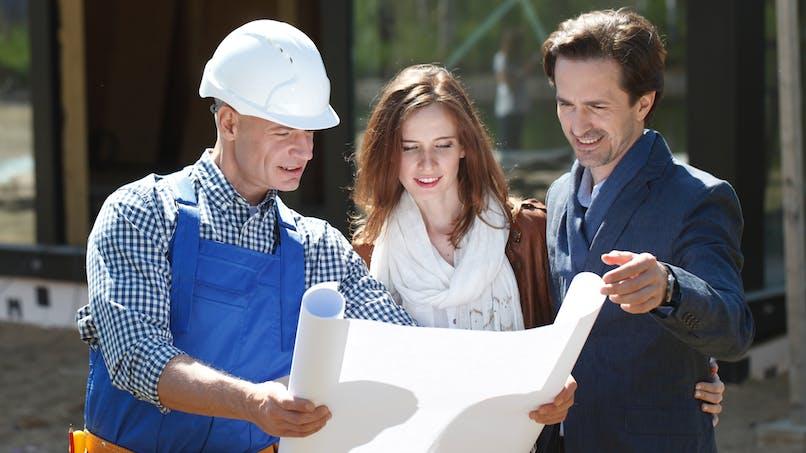 IMMOBILIER : architecte obligatoire pour toute construction de plus de 150 m2