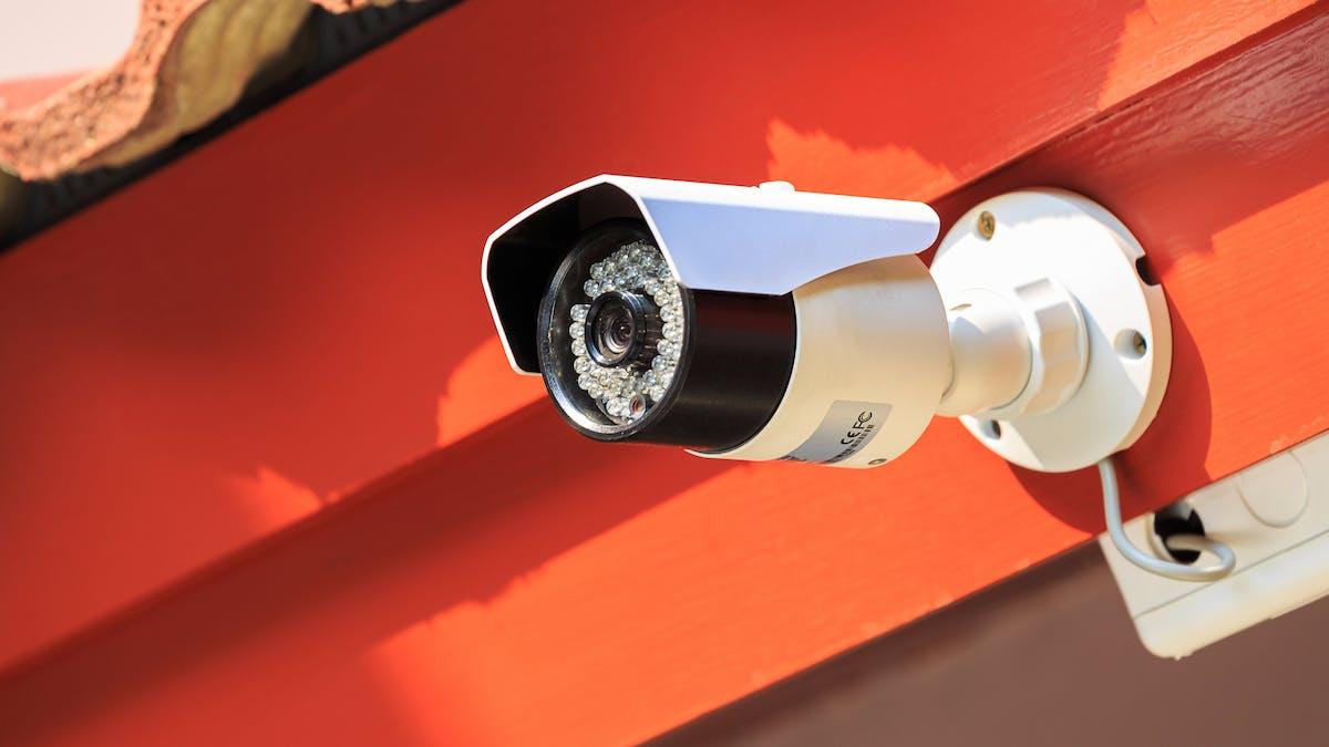 Les caméras de surveillance réduisent le risque de cambriolage de 22 %.