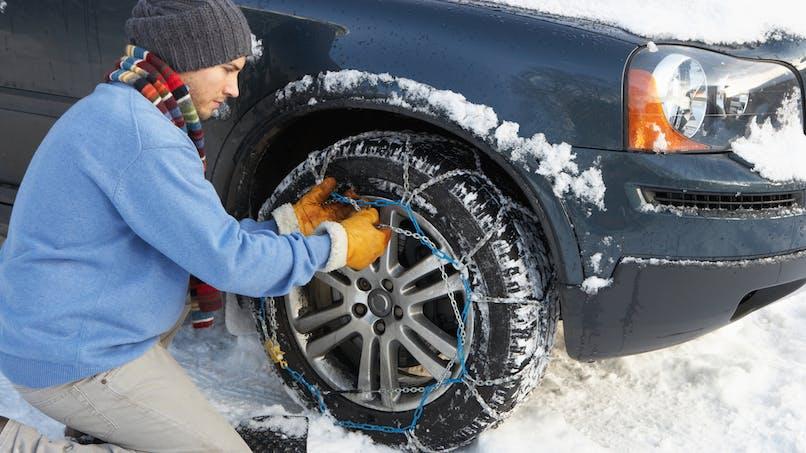 Quels pneus en hiver?