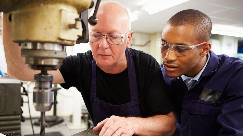 Apprentissage : autorisé jusqu'à 30 ans dans sept régions