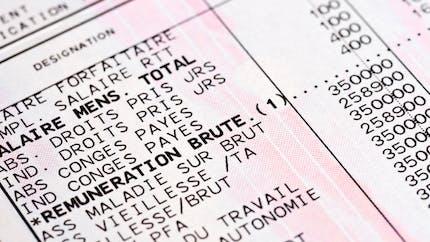 Salaires des Français : les chiffres clés de l'Insee