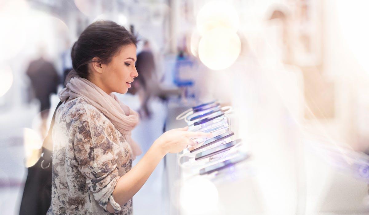 Seulement 14 % des Français sont prêts à dépenser plus de 250 euros pour l'achat d'un smartphone.