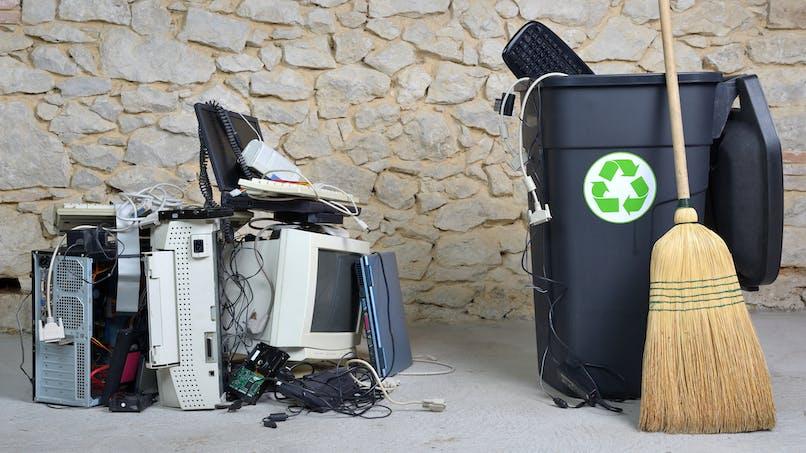 Appareils électriques : le recyclage progresse