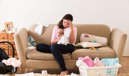 Burn-out maternel, où trouver de l'aide?