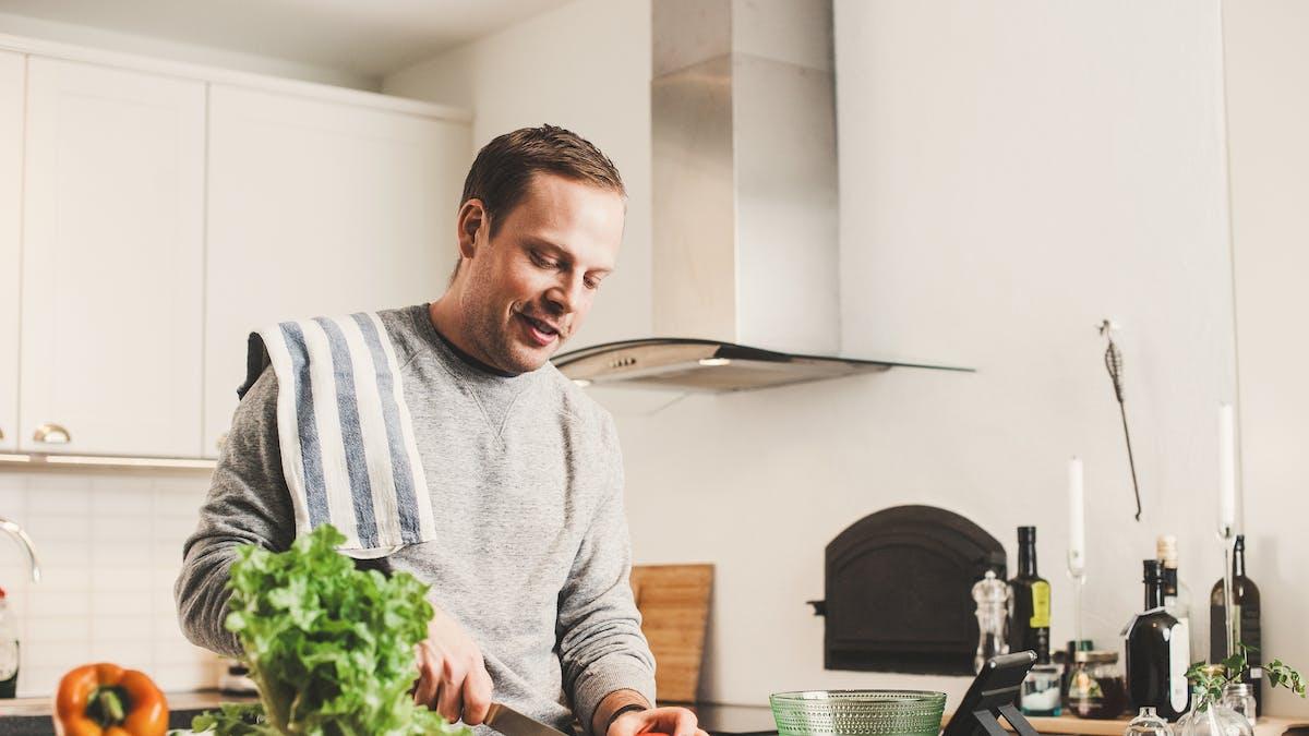 Les cordons-bleus peuvent préparer des petits plats et les proposer sur une plateforme.