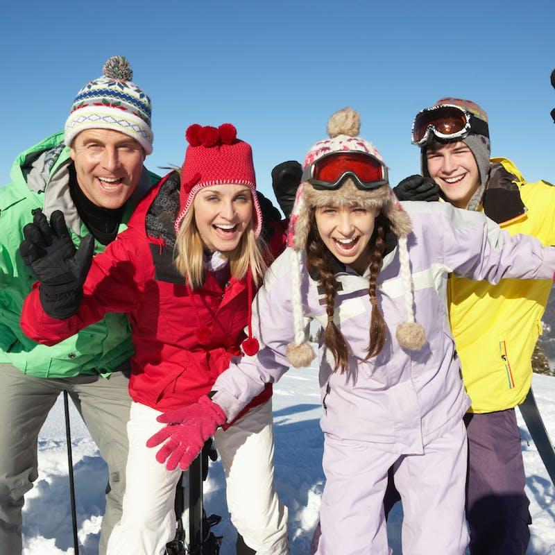Sports d'hiver: les conseils de la DGCCRF