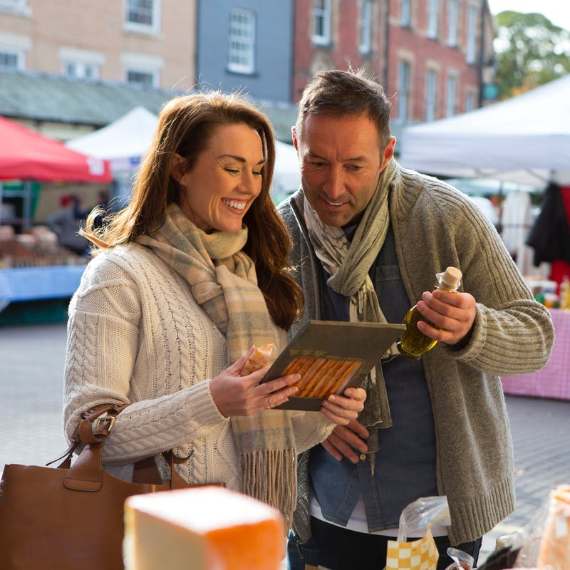 Consommation : 23 % des Français achètent local