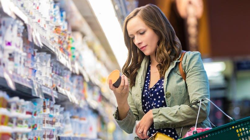 Consommation : début de l'affichage de l'impact environnemental des produits