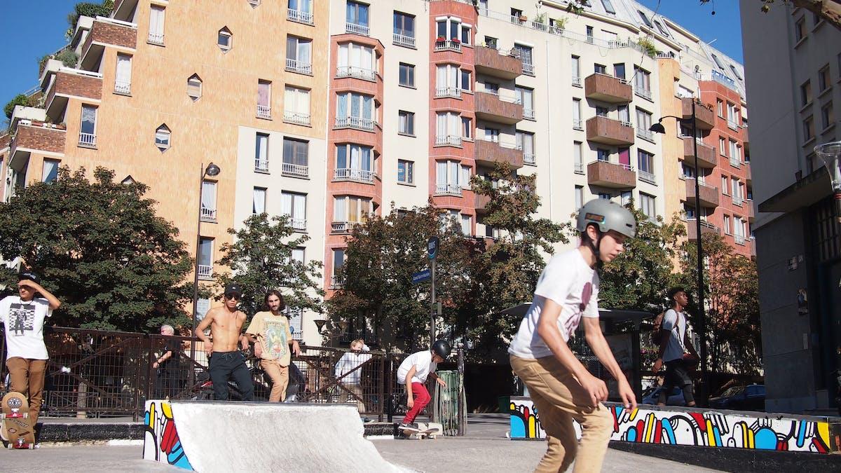 Le parc locatif social représente 4,8 millions d'appartements et de maisons individuelles en France.