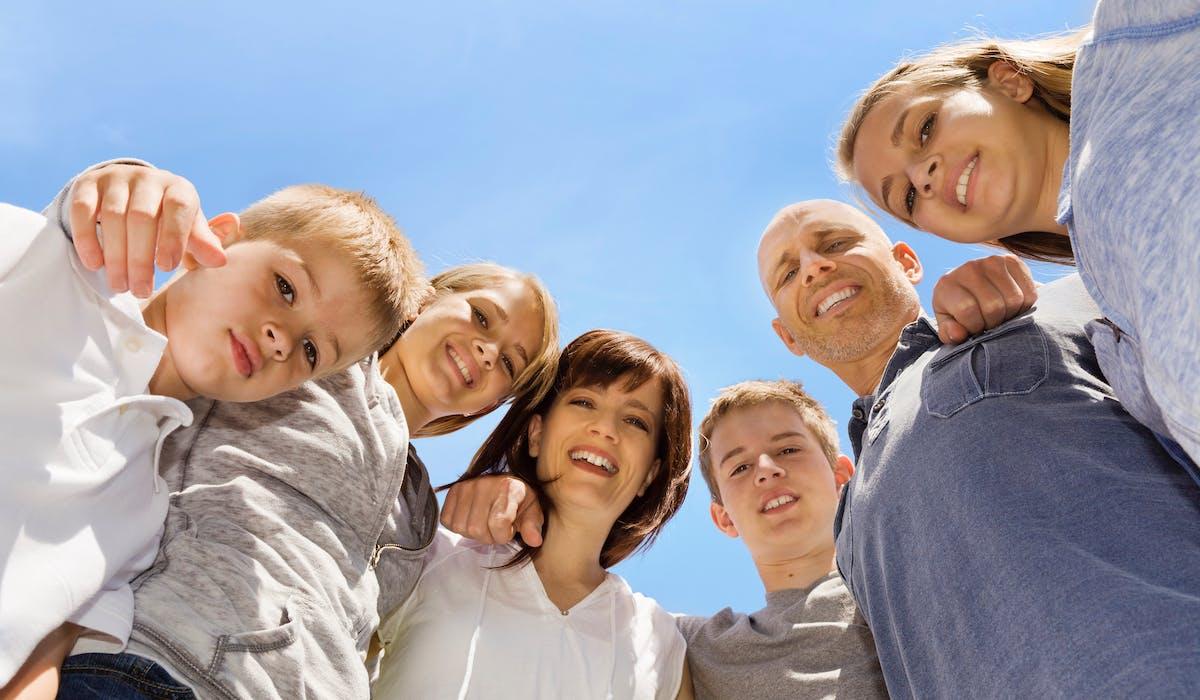 Le nombre de parts dépend essentiellement du nombre d'enfants à votre charge.