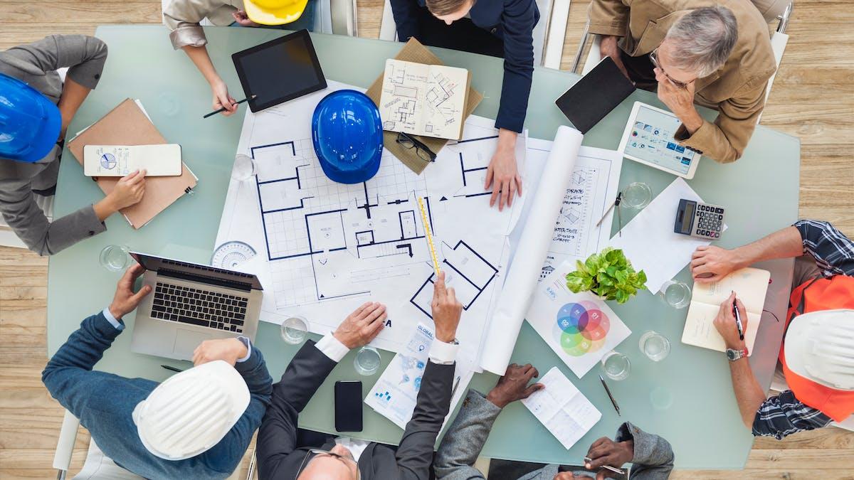 Les ingénieurs d'études, property managers et maîtres d'oeuvre d'exécution sont demandés.