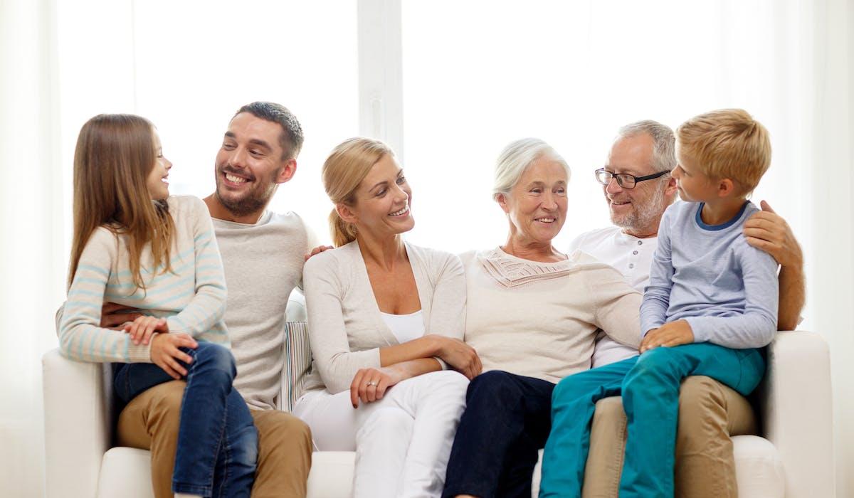 La déclaration des revenus est fonction du profil familial.