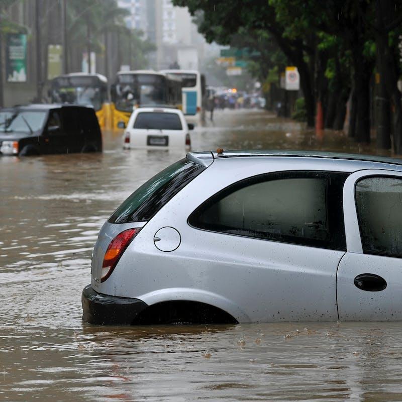 Catastrophe naturelle: comment être pris en charge par votre assureur?