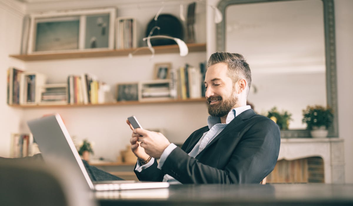 54 % en moyenne des actifs interrogés déclarent avoir besoin d'une connexion Internet de qualité chez eux.