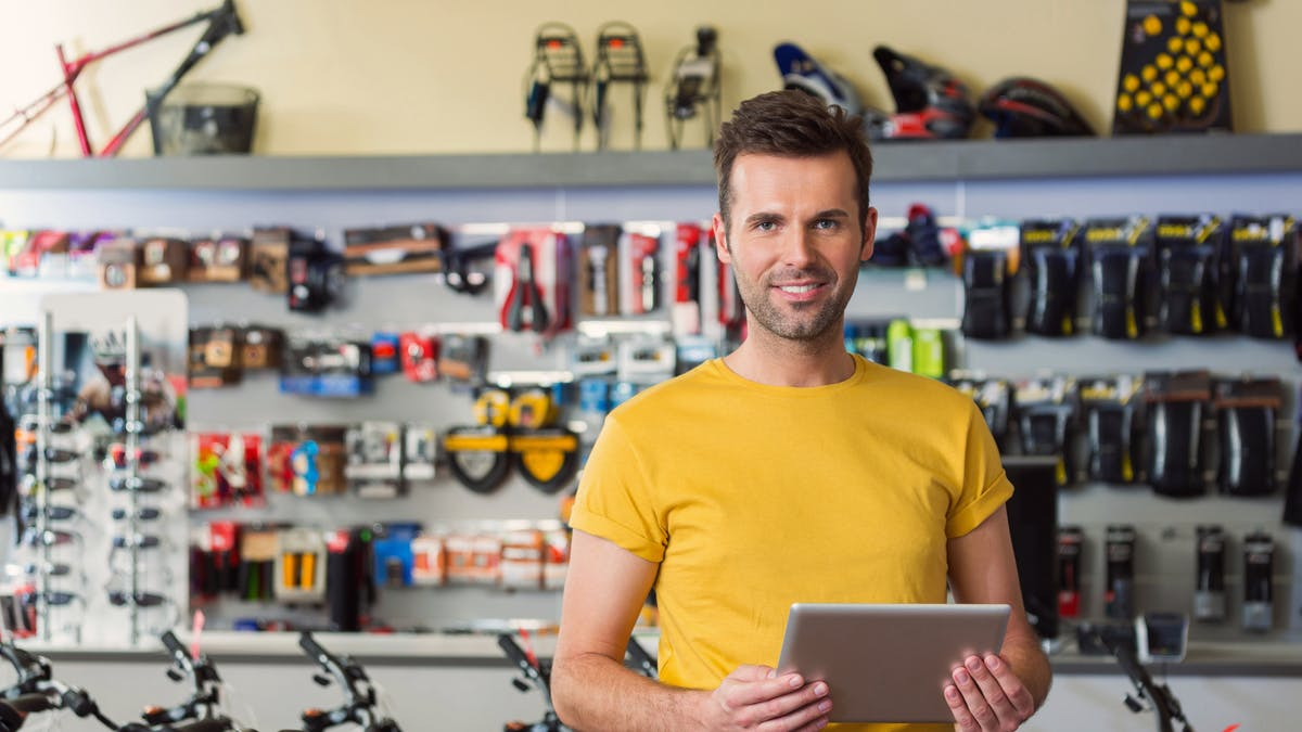 Seule une PME sur huit vend sur Internet.